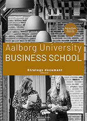 AAU Business School strategy (PDF)